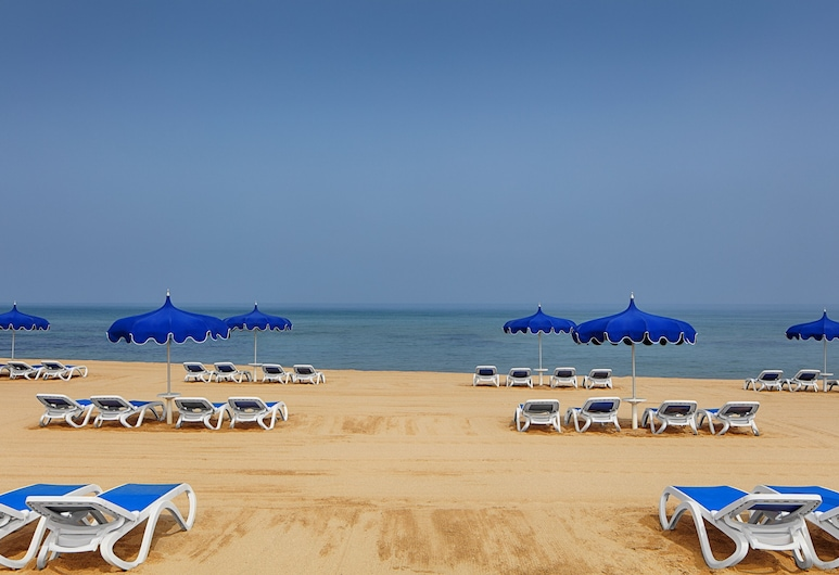 Sheraton Club des Pins Resort, Alger, Plage