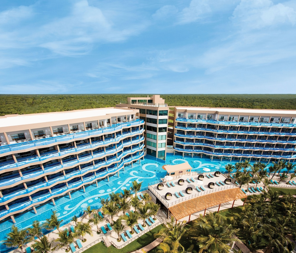 El Dorado Seaside Suites by Karisma - All Inclusive, Kantenah