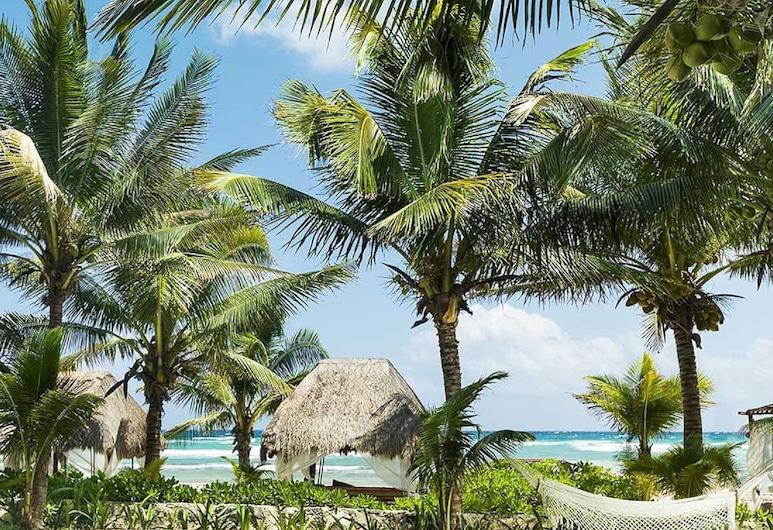 El Dorado Seaside Suites, Gourmet All Inclusive by Karisma, Kantenah, Suite Royal (Swim Up), Vistas de la habitación