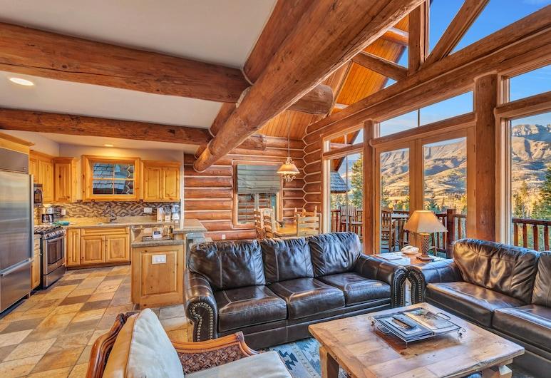 Mountain Lodge Telluride, Telluride, Chatka, 4 spálne, Kuchyňa v izbe