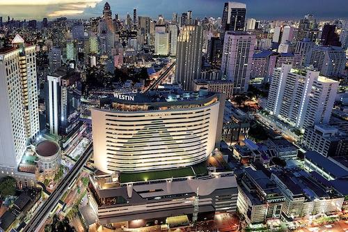 曼谷蘇坤威斯汀大飯店/