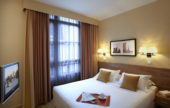 パリ、シタディーン アパートホテル サン ジェルマン - デ - プレ パリの写真