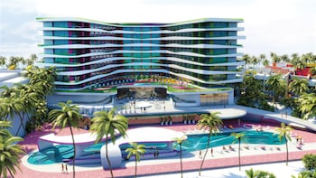 Nuotrauka: Temptation Cancun Resort - Adults Only - All Inclusive, Kankunas