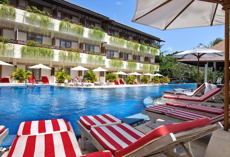 Blu-Zea Resort by Double-Six, Seminyak, Piscina all'aperto