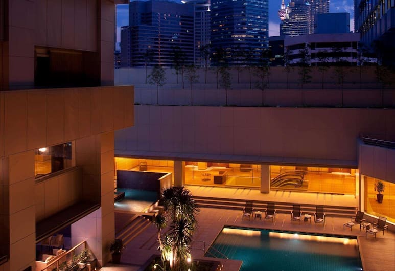 DoubleTree by Hilton Hotel Kuala Lumpur, Kuala Lumpur, Pool