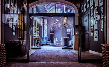 Foto van Romantik Hotel de Orangerie in Brugge