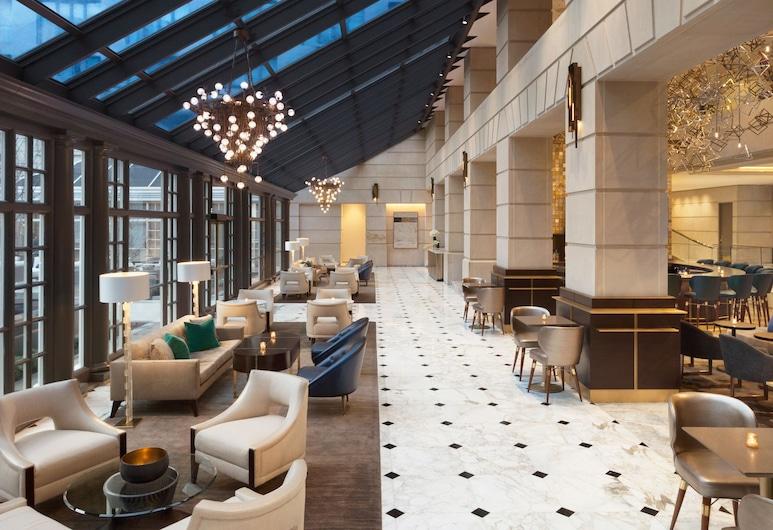 Fairmont Washington, D.C., Georgetown, Washington, Hotelli sohvabaar