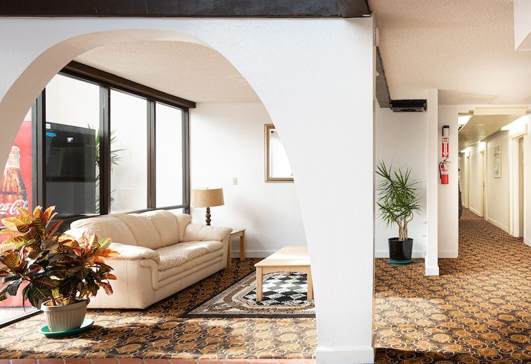 Granada Inn, Santa Clara, Lounge do Lobby