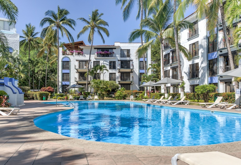 Puerto de Luna Pet Friendly & Family Suites Hotel, Puerto Vallarta, Piscina
