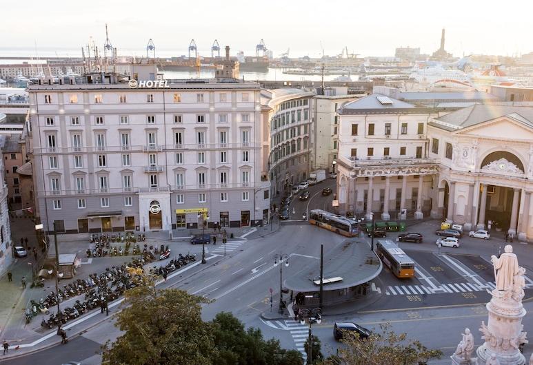 B&B Hotel Genova, Genoa, Hotel Front