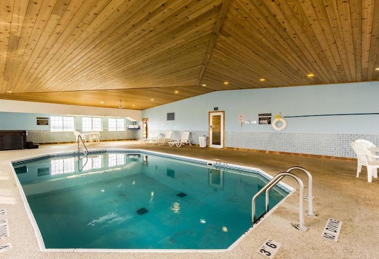 Econo Lodge Inn & Suites Omaha - La Vista/Gretna Area, Omaha, Unutarnji bazen