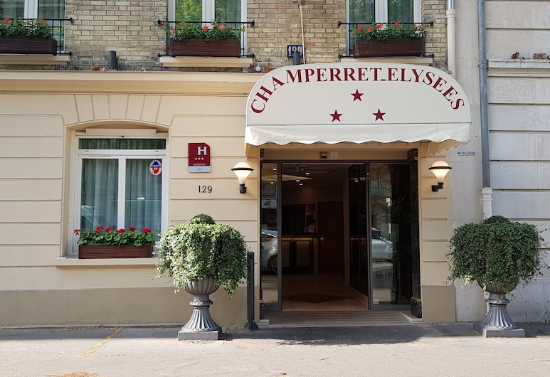 Hotel Champerret Elysees, Париж