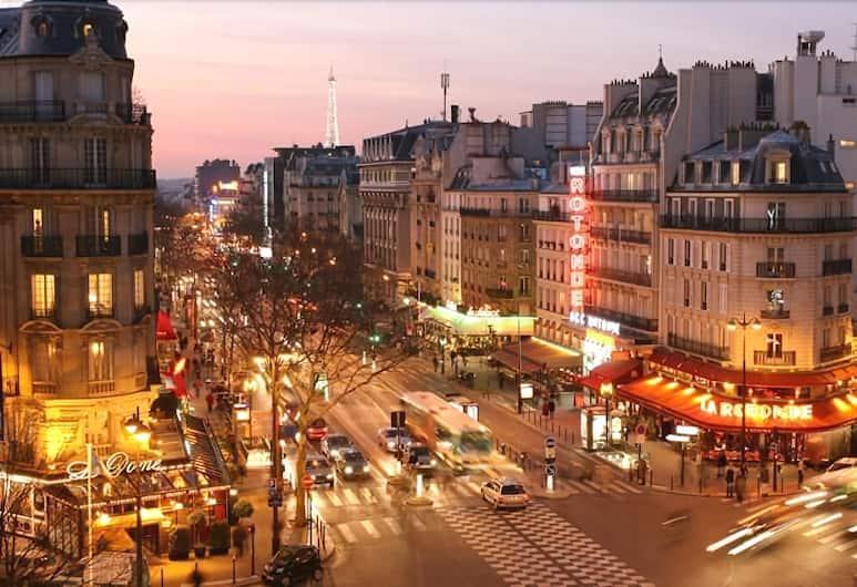 巴黎穆林弗特酒店, 巴黎, 外觀