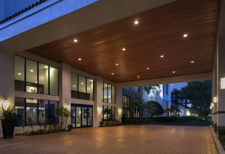Courtyard by Marriott Sarasota Bradenton Airport, Sarasota, Hoteleingang