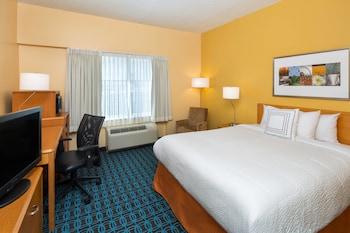 Gambar Fairfield Inn & Suites San Antonio Airport/North Star Mall di San Antonio