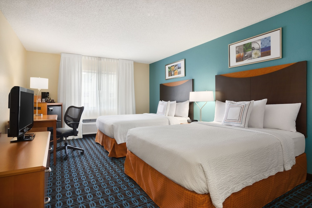 Fairfield Inn & Suites Youngstown Boardman/Poland, Poland