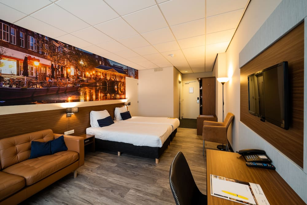 Executive Room, 2 Single Beds - Guest Room
