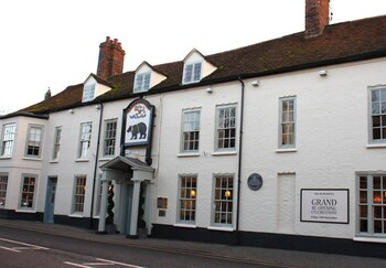 Nuotrauka: The Bear Hotel, Hungerford