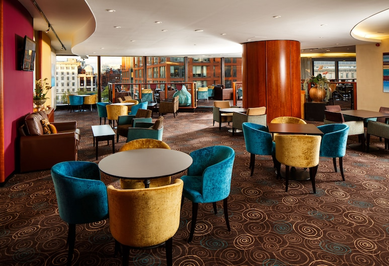 Mercure Manchester Piccadilly Hotel, Μάντσεστερ, Lounge ξενοδοχείου