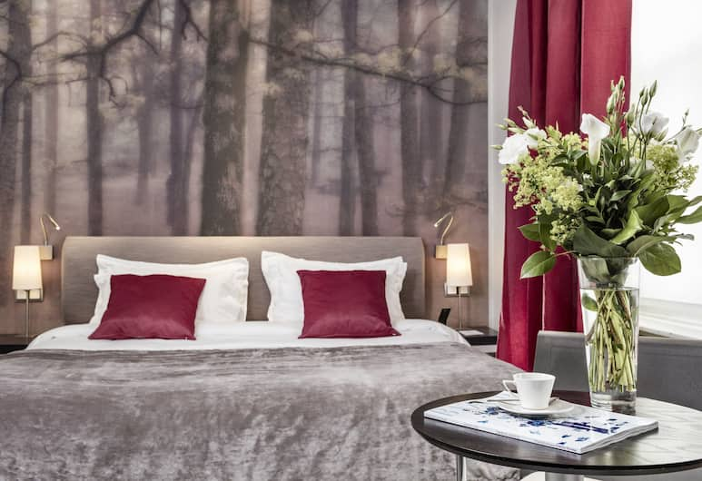 The Queen's Gate Hotel, London, Standard Double Room, Guest Room