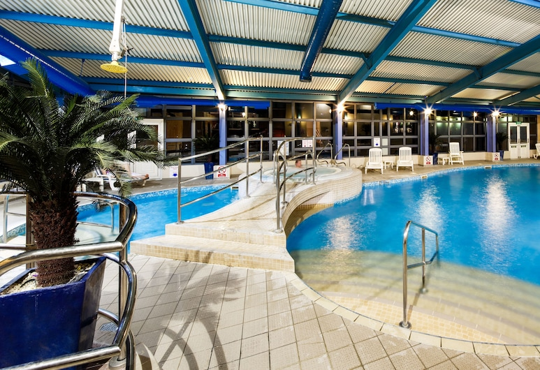 Mercure Chester Abbots Well Hotel, Chester, Indoor Pool