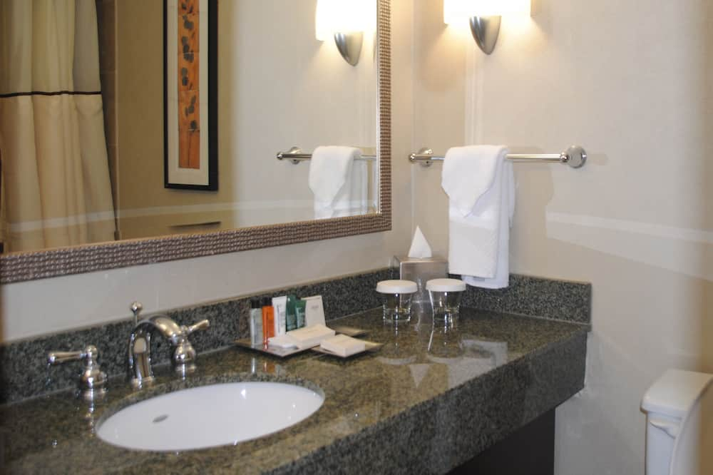 เตียงควีนไซซ์สองเตียง/ สำหรับผู้พิการ - ห้องน้ำ