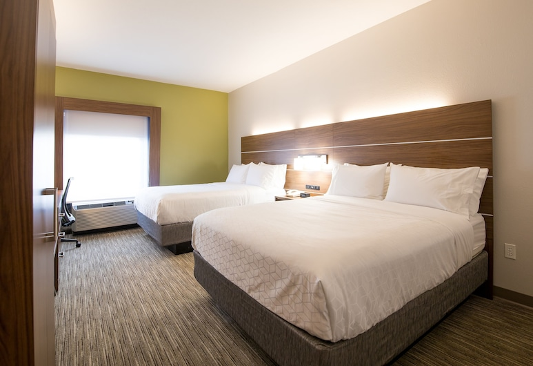 Holiday Inn Express Atlanta-Stone Mountain, Stone Mountain, Room, 2 Queen Beds, Non Smoking, Guest Room