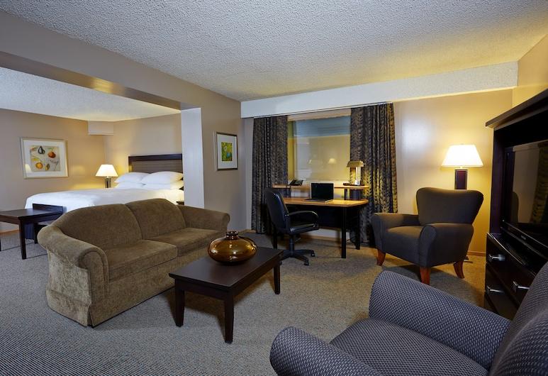 Royal Hotel, Lloydminster, Living Area