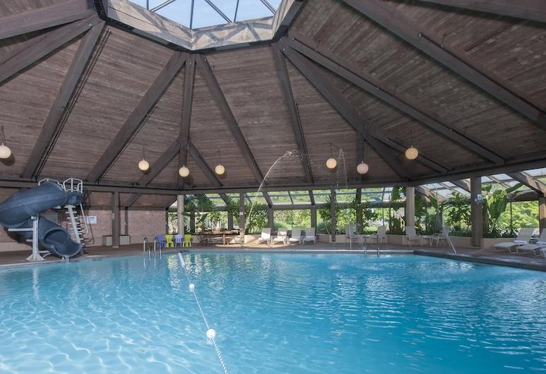 Indian Lakes Hotel, Bloomingdale, Piscina Interior