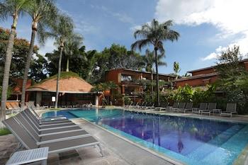 Nuotrauka: Hosteria Las Quintas Hotel, Kuernavaka