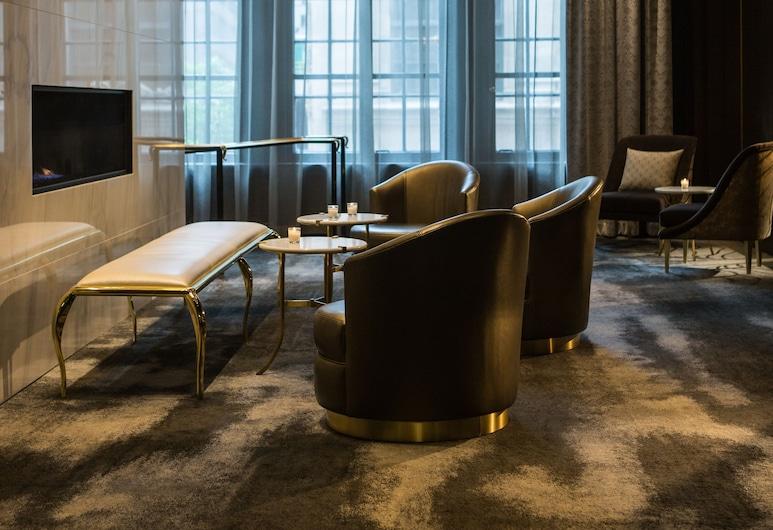 ザ アレグロ ロイヤル ソネスタ ホテル, シカゴ, ロビー応接スペース