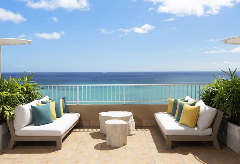 Aston Waikiki Beach Hotel, Honolulu, Recepcja