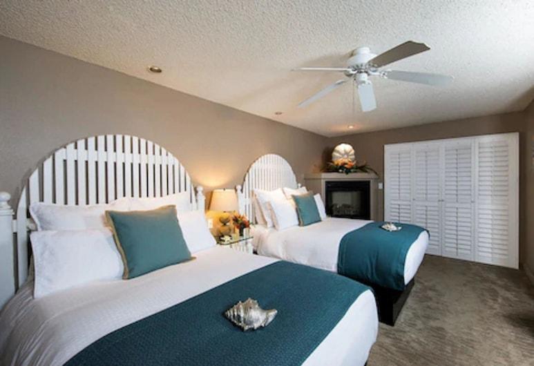 SeaVenture Beach Hotel, Pismo Beach, Habitación, 2 camas dobles, para no fumadores, Habitación