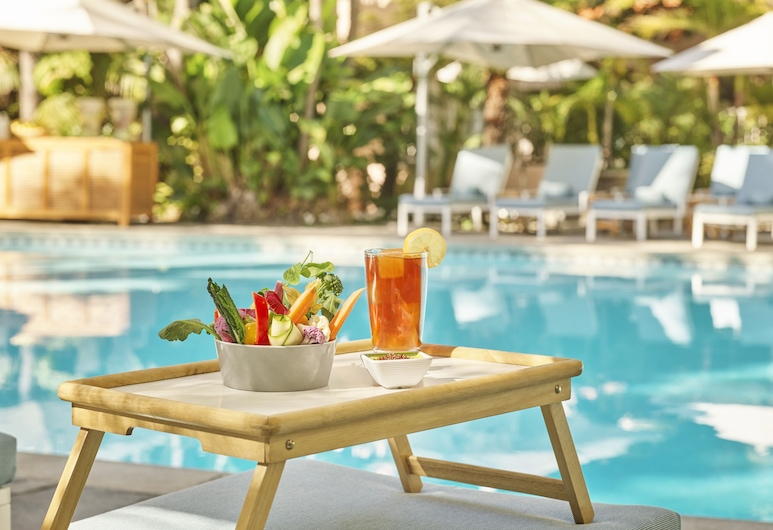 Hotel Bel-Air - Dorchester Collection, Los Angeles, Pool