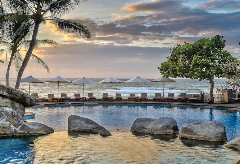 Hilton Bali Resort, Nusa Dua, Āra baseins
