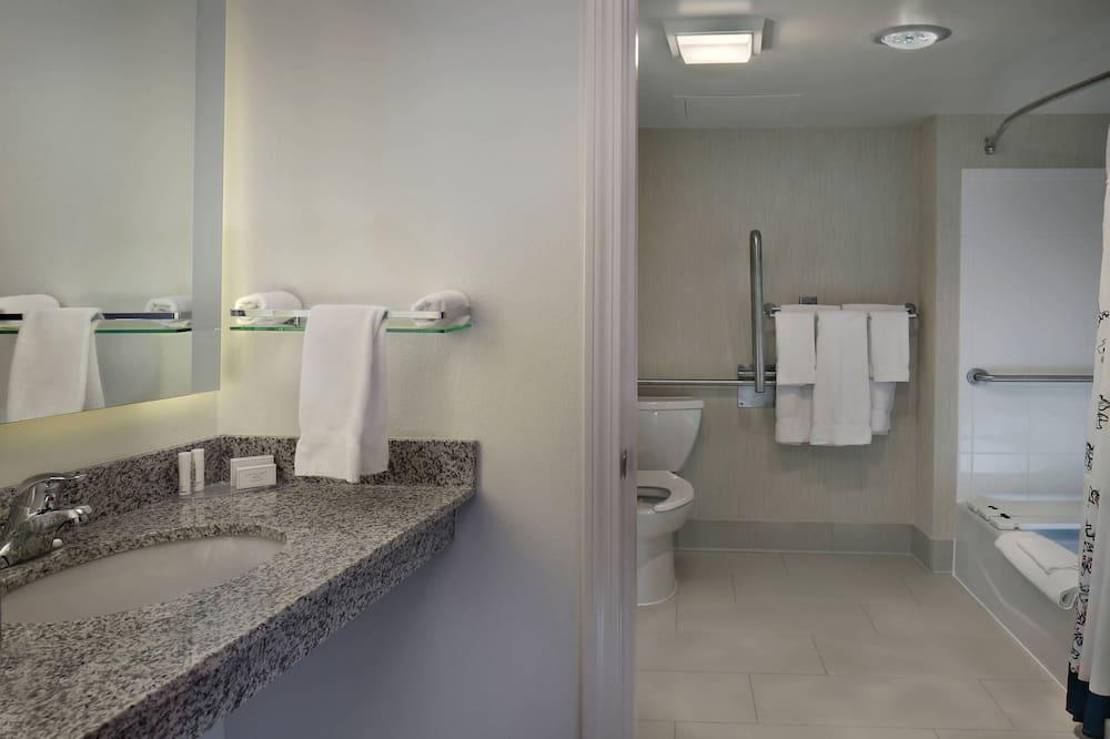 Σουίτα, 2 Υπνοδωμάτια, Μη Καπνιστών - Μπάνιο