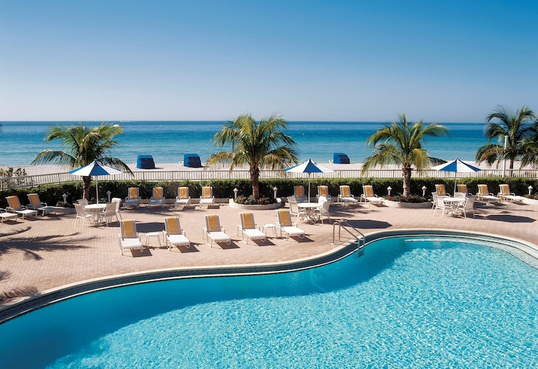 Lido Beach Resort, Sarasota, Pool