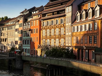 A(z) Hôtel Mercure Strasbourg Centre Petite France hotel fényképe itt: Strasbourg