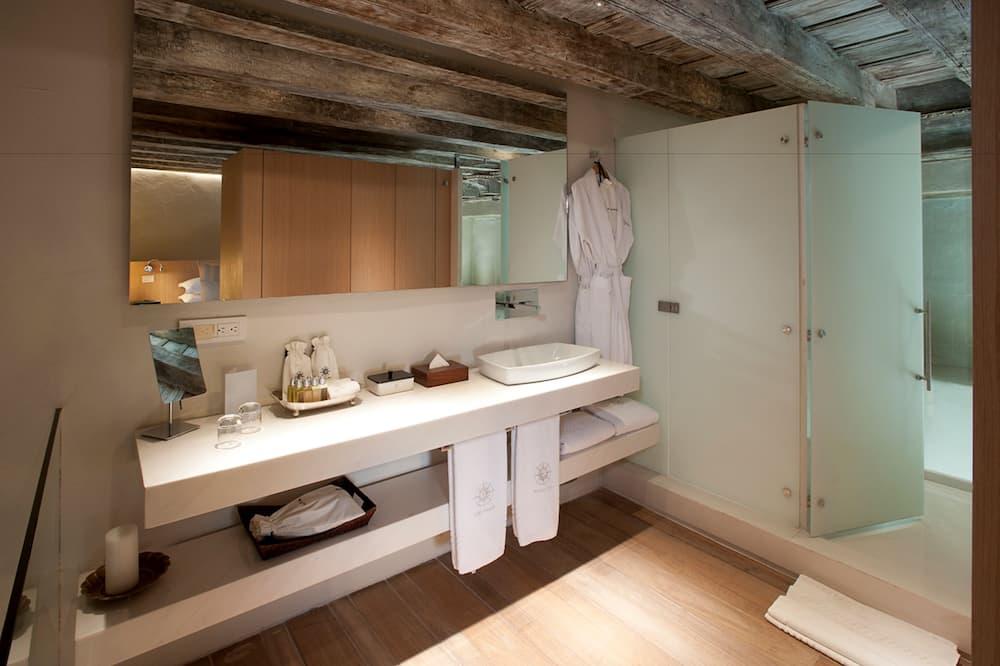 Suite, 1 letto king (Duplex, Colonial Area, Butler Service) - Bagno