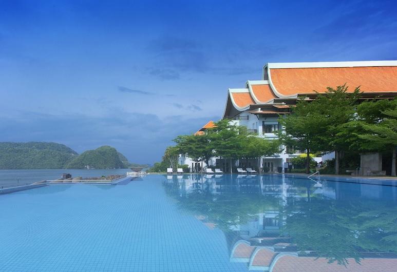 The Westin Langkawi Resort & Spa, Langkawi, בריכה אינסוף
