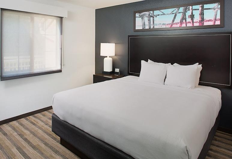 HYATT house Dallas/Las Colinas, Irving, Apartmán, 1 spálňa, Izba