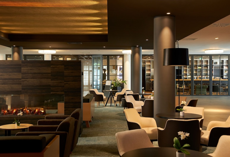 H4 Hotel Leipzig, Leipzig, Lobby