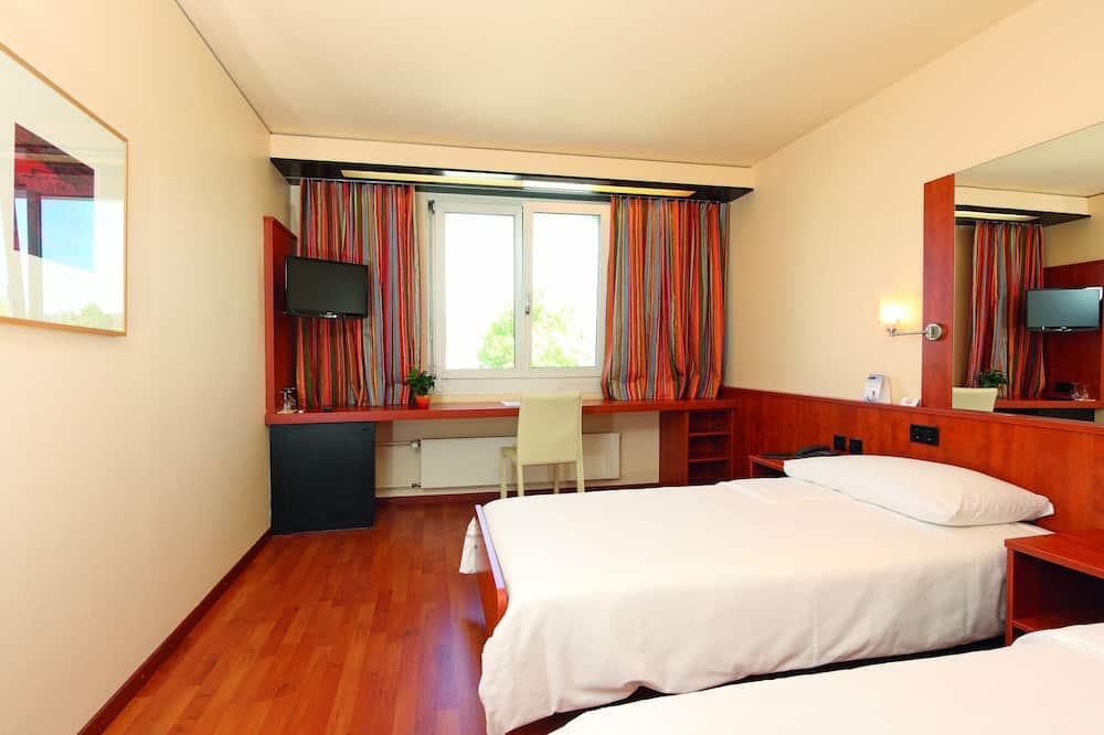 Chambre Standard, 2 lits une place - Chambre