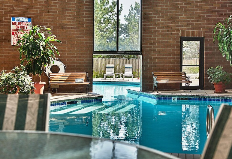 Coast Wenatchee Center Hotel, Wenatchee, Alberca