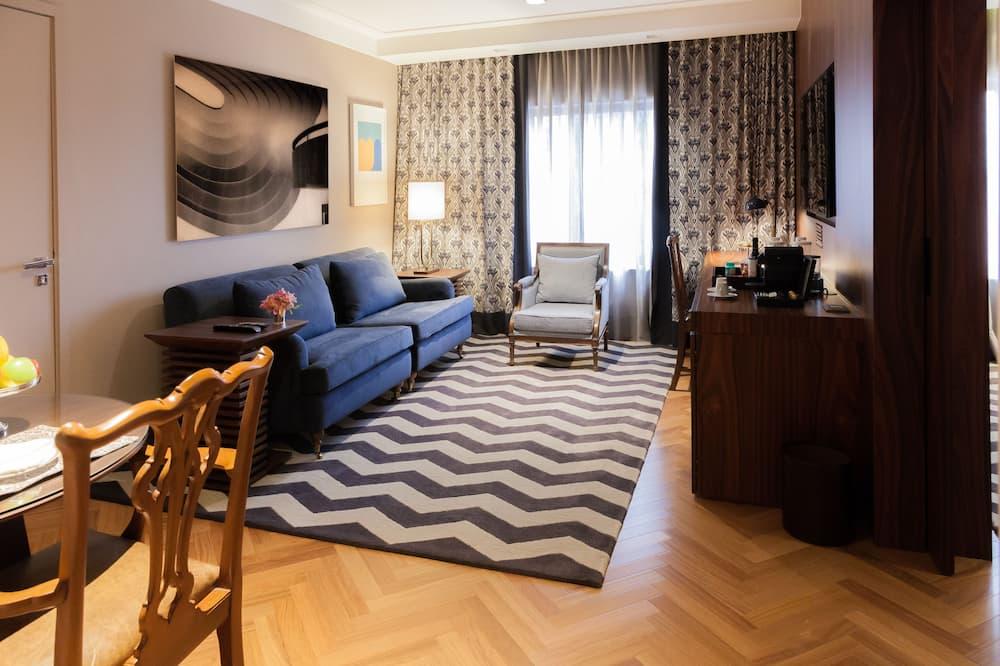 Suite L'Hotel - Área de Estar