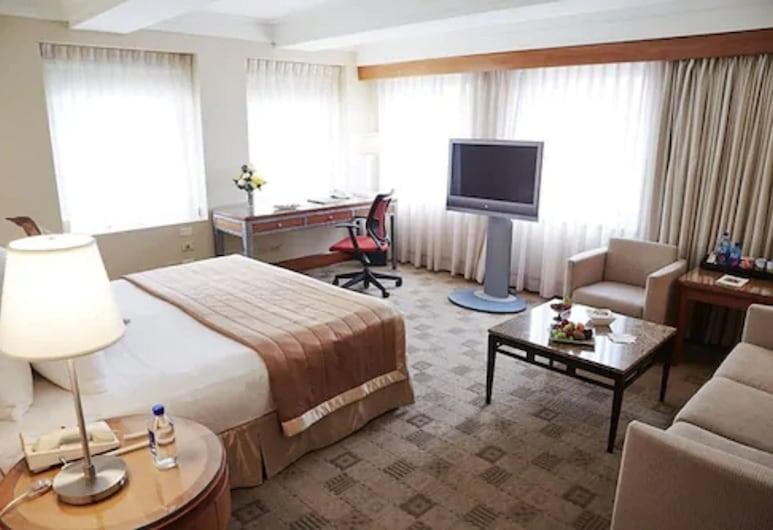 The Kitano Hotel New York, Nova York, Quarto premier, 1 cama King, Quarto