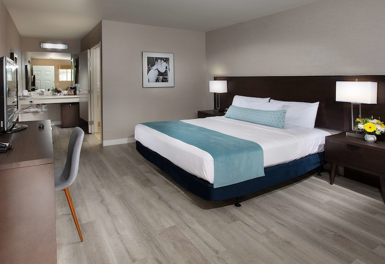 Safari Inn, a Coast Hotel, Burbank, Chambre