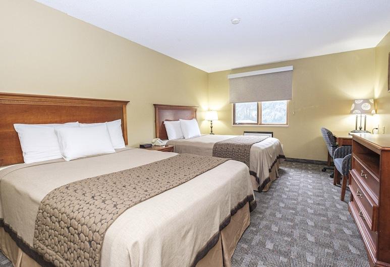 Governor's Inn, Pierre, Standardna dvokrevetna soba, Soba za goste