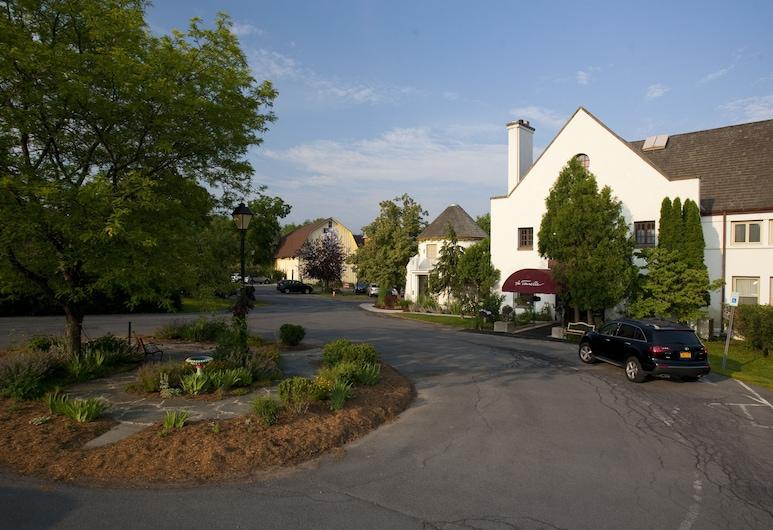 La Tourelle, Ithaca