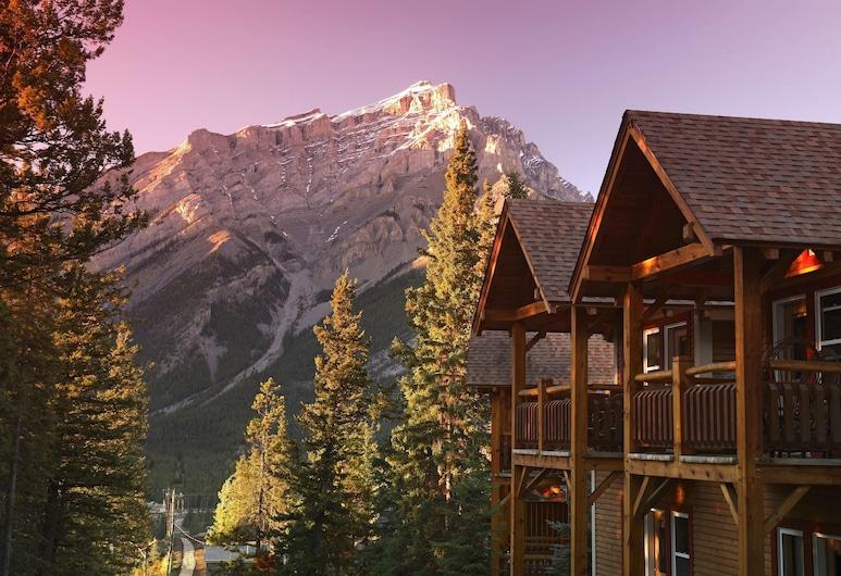 Buffalo Mountain Lodge, Banff, Hotelový areál